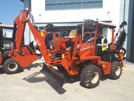 Ditch Witch Trencher / Backhoe - picture0' - Click to enlarge