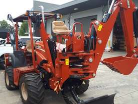 Ditch Witch Trencher / Backhoe - picture1' - Click to enlarge