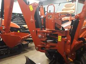 Ditch Witch Trencher / Backhoe - picture2' - Click to enlarge