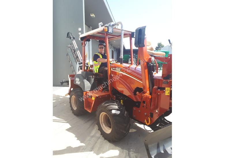 Ditch Witch Trencher / Backhoe