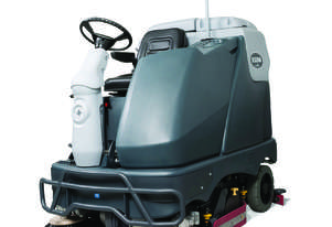 New SC6500 1100C Traction Batteries Ride On Scrubber