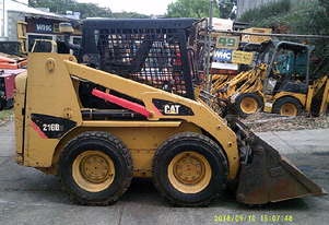 216B cat skid steer , ex council NT , 2600hrs , excellant condition