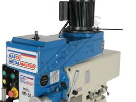 HM-51B Turret Milling Machine (X) 580mm (Y) 190mm (Z) 350mm Includes Digital Readout System - picture5' - Click to enlarge