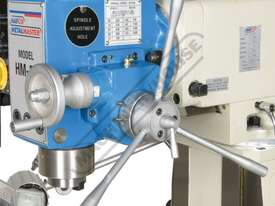 HM-51B Turret Milling Machine (X) 580mm (Y) 190mm (Z) 350mm Includes Digital Readout System - picture13' - Click to enlarge