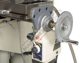 HM-51B Turret Milling Machine (X) 580mm (Y) 190mm (Z) 350mm Includes Digital Readout System - picture17' - Click to enlarge