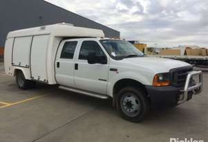 Ford 2003   F450