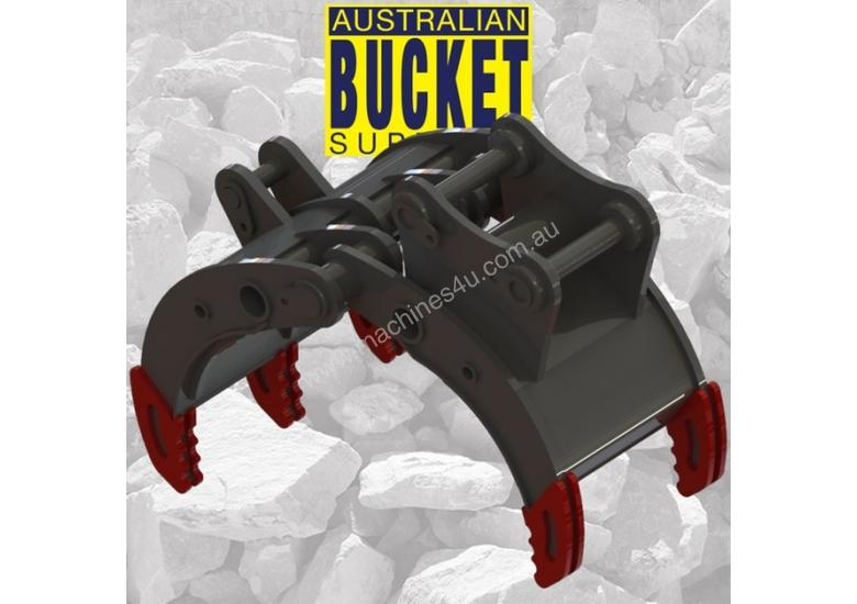 ABS Manual Grab Solid Finger 30-35T