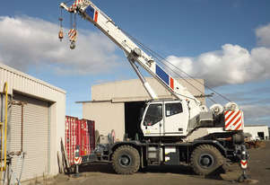 2013 ZOOMLION RT35 ROUGH TERRAIN CRANE