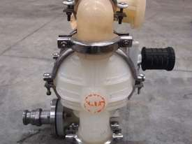 Diaphragm Pump, IN/OUT: 40mm Dia - picture1' - Click to enlarge