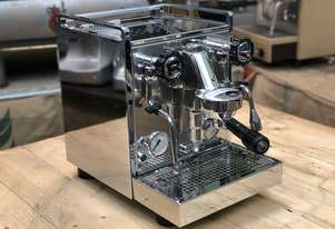 ROCKET MOZZAFIATO TIPO V BRAND NEW 1 GROUP ESPRESSO COFFEE MACHINE
