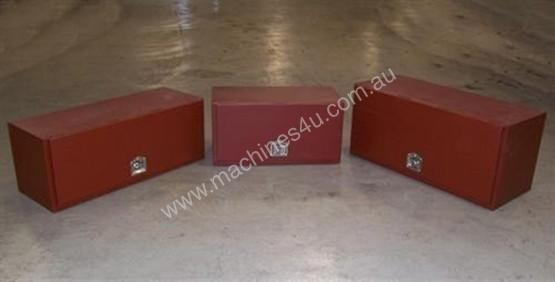 NEW LOCKABLE 3-4 FT TOOLBOXES