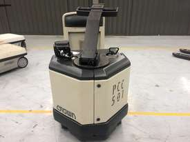 Electric Forklift Rider Pallet PC Series 2005 - picture1' - Click to enlarge