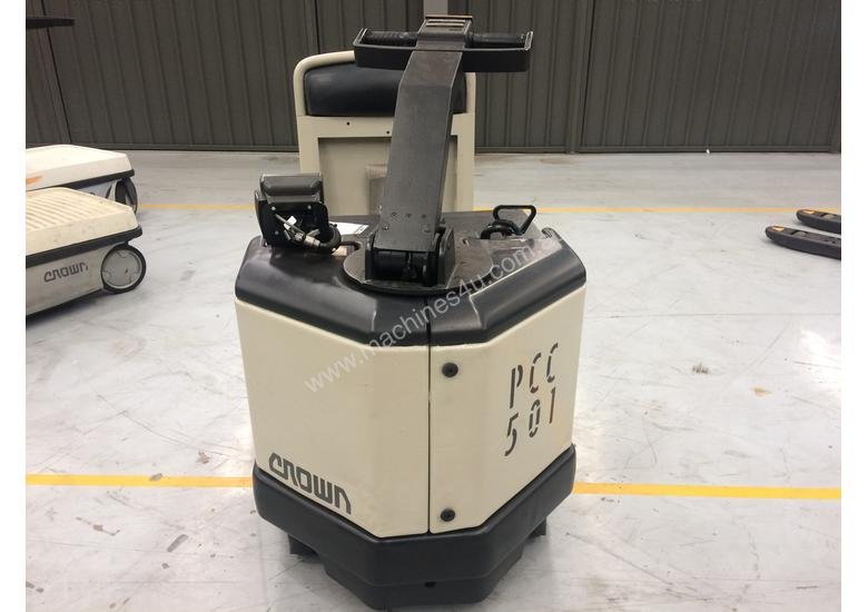 Electric Forklift Rider Pallet PC Series 2005