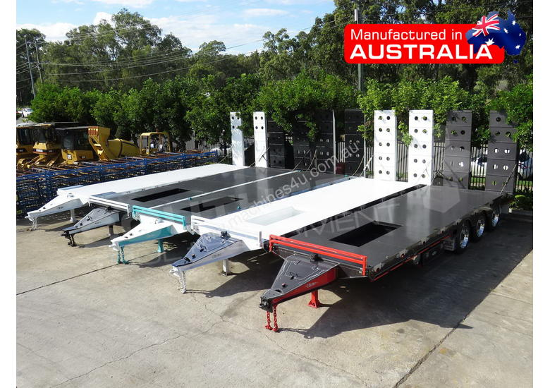 ELITE Tri Axle Tag Trailer In Stock! No Lead Time! ATTTAG