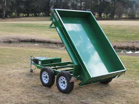 No.19 Tandem Axle Tipping Box Trailer - picture0' - Click to enlarge