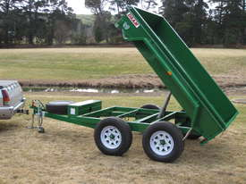 No.19 Tandem Axle Tipping Box Trailer - picture1' - Click to enlarge