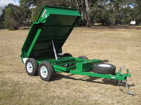 No.19 Tandem Axle Tipping Box Trailer - picture2' - Click to enlarge
