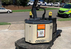 Crown 3T Electric Powered Pallet Mover with Lifting Lugs FOR SALE