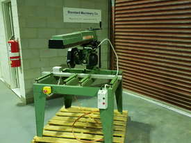 Omga Radial 700 Radial Arm Saw Docking Saw Cross Cut Saw - picture0' - Click to enlarge