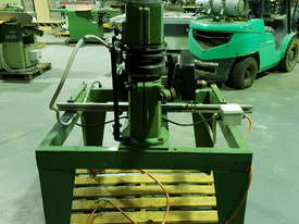 Omga Radial 700 Radial Arm Saw Docking Saw Cross Cut Saw - picture2' - Click to enlarge