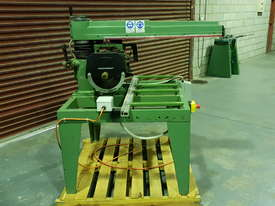 Omga Radial 700 Radial Arm Saw Docking Saw Cross Cut Saw - picture3' - Click to enlarge