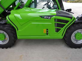 In Stock & Ready for Work 1 x New Merlo P27.6 Compact 2.5 tonne Telehandler  - picture2' - Click to enlarge