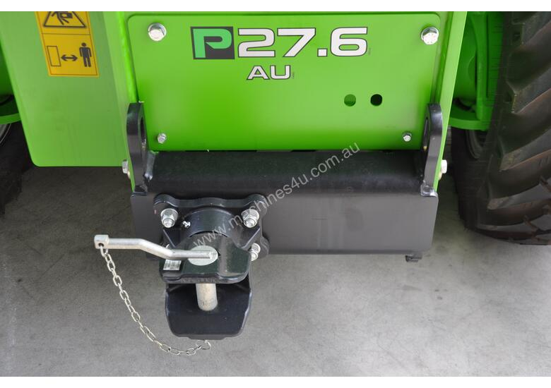 In Stock & Ready for Work 1 x New Merlo P27.6 Compact 2.5 tonne Telehandler