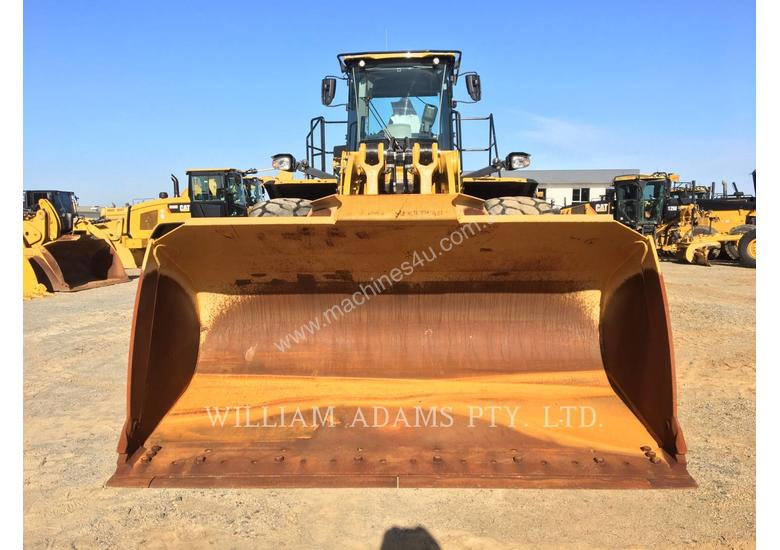 CATERPILLAR 980M Wheel Loaders integrated Toolcarriers