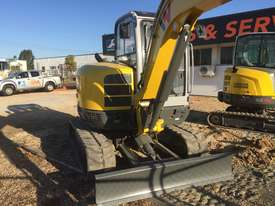Wacker Neuson EZ53 Excavator - Outrageously Powerful - picture0' - Click to enlarge