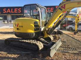 Wacker Neuson EZ53 Excavator - Outrageously Powerful - picture2' - Click to enlarge