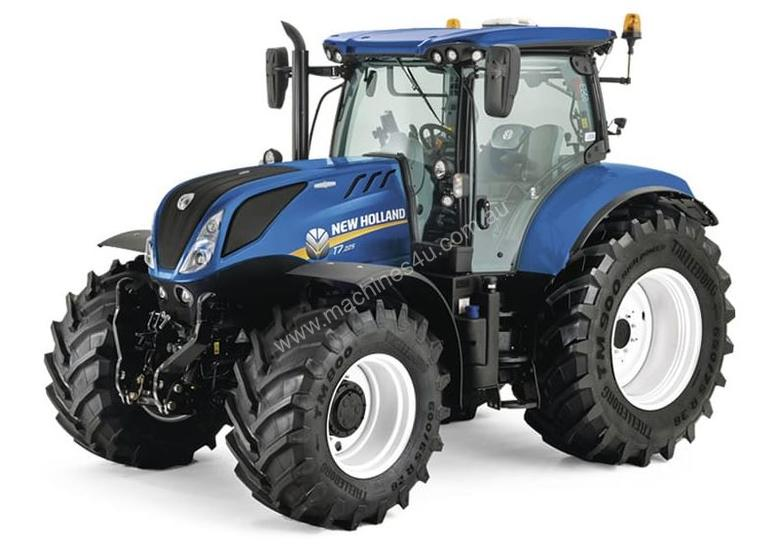 NEW HOLLAND T7.175 STANDARD WHEELBASE TRACTOR