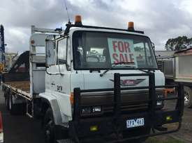 Hino Crane Truck - picture0' - Click to enlarge