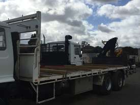 Hino Crane Truck - picture1' - Click to enlarge