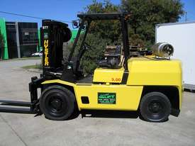 HYSTER 5T LPG forklift with CONTAINER MAST - picture1' - Click to enlarge