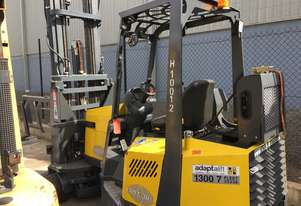 2.0T LPG Narrow Aisle Forklift  - Replace your Reach Truck