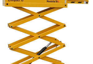 Haulotte 26ft Electric Scissor Lift