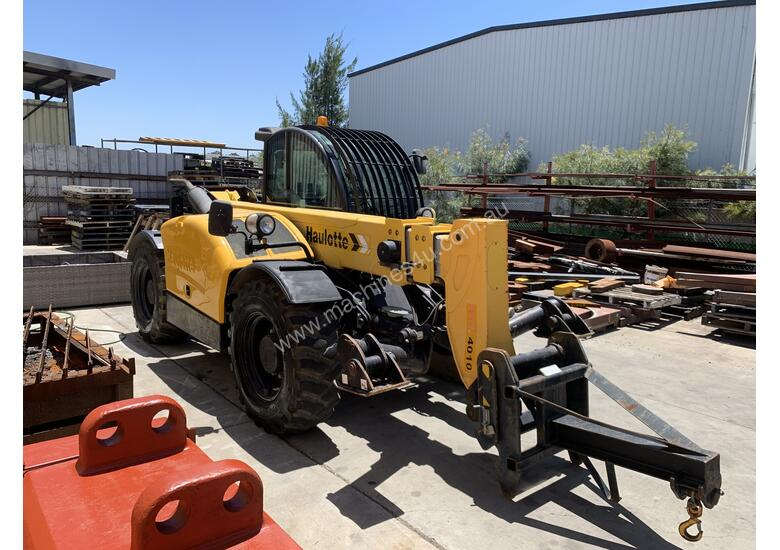 Haulotte HTL 4010 Telehandler with 3 x Attachments