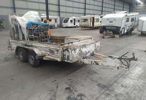 Just Trailers tandem axle