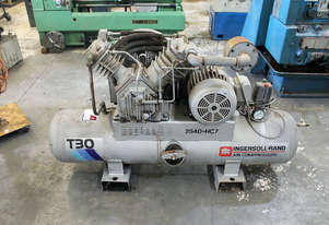 Ingersoll Rand T30 2 Stage Air Compressor