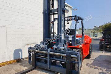 Heli G series 10t counterbalance forklift.