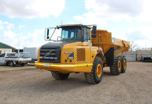 Used 2008 Volvo A30E 30 Tonne Articulated Dump Truck for sale, 11521.00 hrs, Sydney NSW
