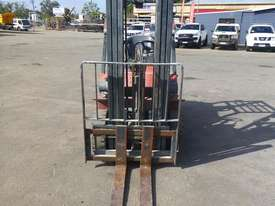 Nissan PJ02A025 Container Mast 2.5 Tonne LPG/Petrol Forklift (GA1316) - picture0' - Click to enlarge