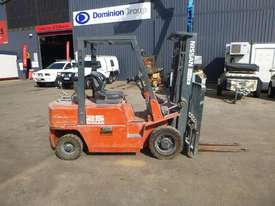 Nissan PJ02A025 Container Mast 2.5 Tonne LPG/Petrol Forklift (GA1316) - picture2' - Click to enlarge