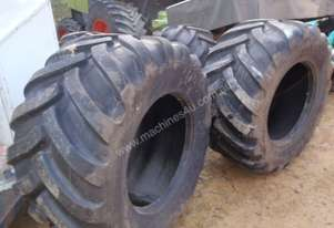 New Old Stock Tyres Forestry and Agricultural