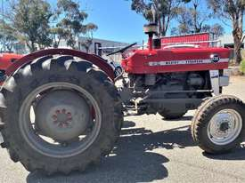 Massey Ferguson 135 4 x 2 Tractor, 567 Hrs - picture1' - Click to enlarge