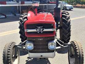 Massey Ferguson 135 4 x 2 Tractor, 567 Hrs - picture2' - Click to enlarge