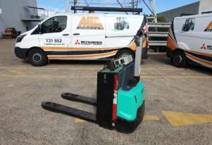 Used Mitsubishi Power Pallet Mover for sale