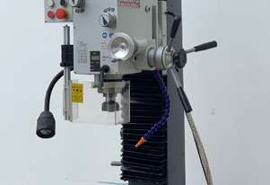Heavy Duty Mill Drill MT4 Spindle With Coolant System Fitted