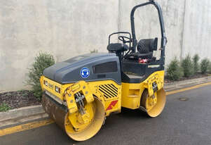 Bomag BW120AD-3 Vibrating Roller Roller/Compacting