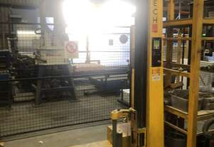 Pallet Wrapping Machine - Safetech Easy Wrapper E/S3
